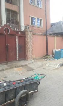 Well Maintained 3 Bedroom Flat, Ground Floor, Front 3 Toilets, 2 Baths, All Round Tiles, Pop Ceiling Finishing, Good Parking Space, Agboyin Street, Adelabu, Surulere, Lagos, Flat for Rent