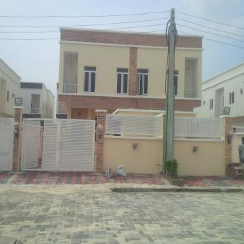 New 4 Bedroom Duplex with Bq, Chevy View Estate, Lekki, Lagos, Semi-detached Duplex for Rent