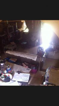 3 Bedroom Flat with Full Plot in Front, Koro Otun, Sango Ota, Ogun, House for Sale