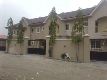 3 Nos of 4 Bedroom Serviced Terrace House, Off Freedom Way, Lekki Phase 1, Lekki, Lagos, Terraced Duplex for Rent