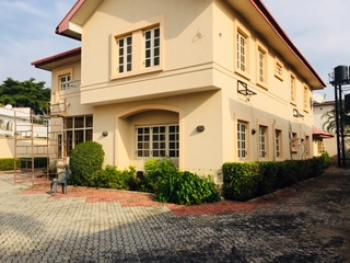 5 Bedroom Fully Detached House with a Guest Chalet and 2rooms Bq, Grace Court Estate, Parkview, Ikoyi, Lagos, Detached Duplex for Rent