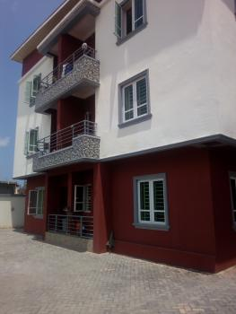 Clean 2bedroom Flat Upstairs, Within Blenco Supermarket, Before  Sangotedo Shop Rite, Ajah, Lagos, Flat for Rent