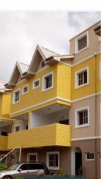 Newly Built 4 Bedroom Terrace + Bq, Parkview, Ikoyi, Lagos, Terraced Duplex for Rent