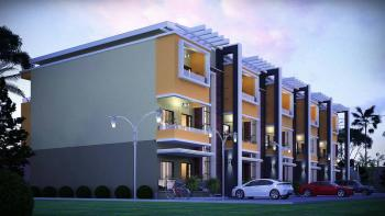 5 Bedroom Terrace Duplex, Jahi Light House, By Katampe Extension Bridge, Jahi, Abuja, Terraced Duplex for Sale