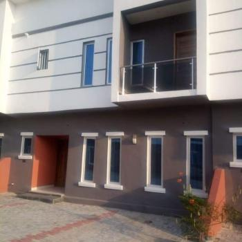 Super Brand New 3 Bedroom Terrace Duplex with Fitted Kitchen, By 2nd Tollgate, Orchid Area, Ikota Villa Estate, Lekki, Lagos, Terraced Duplex for Rent