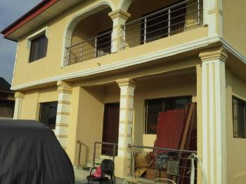 Block of 4 Flats of 3 Bedroom Each, New Oko Oba, Fagba, Agege, Lagos, Block of Flats for Sale