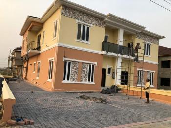 Luxury 4 Bedroom Semi Detached Duplex with Perfect Finishing, Sapphire Gardens, Awoyaya, Ibeju Lekki, Lagos, Semi-detached Duplex for Sale