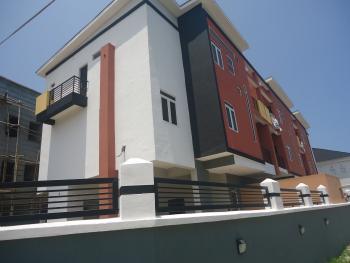 Luxury 4 Bedroom Terraced Duplex with Excellent Facilities, Agungi Road, Agungi, Lekki, Lagos, Terraced Duplex for Sale