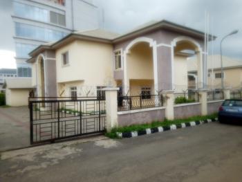 6 Bedroom + Bq +3 Sitting Rooms (mixed Use), Utako, Abuja, Detached Duplex for Rent