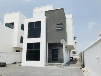 Contemporary Five Bedroom Detached House with Bq, Pinnock Beach Estate, Osapa, Lekki, Lagos, Detached Duplex for Rent