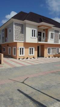 Brand New 4 Bedroom Semi Detached Duplex with a Room Bq, Abijo G.r.a, Opposite Corona School, Ajah, Lagos, Semi-detached Duplex for Rent