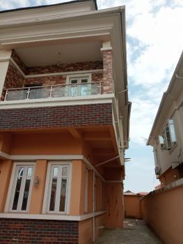 Luxury 5 Bedroom Duplex with a Penthouse, Igbo Efon, Lekki, Lagos, Semi-detached Duplex for Rent
