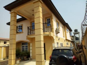 Just Out Now  Complete Five Bedroom Duplex with  Two Bedroom Bq, Isheri Igando Road, Alimosho, Lagos, Flat for Sale