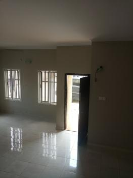 3 Bedroom Terence with Room Bq, Back of Dominion Plaza, Ologolo, Lekki, Lagos, Semi-detached Duplex for Rent