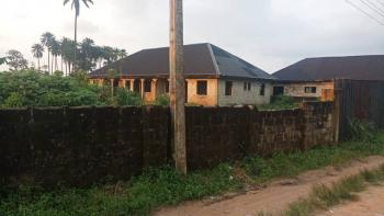 Uncompleted Building, Dsc Express Road, By Okpoka Community, Warri, Delta, Detached Bungalow for Sale