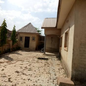 Newly Built 3 Bedroom Bungalow with Space to Build Bq, Behind Efab Estate, Lokogoma District, Abuja, Detached Bungalow for Sale