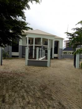 5 Bedrooms Twin Duplex with 2 Bedrooms Guests Chalets and 2 Rooms Bq, Off Angulu Lake, Maitama District, Abuja, Semi-detached Duplex for Rent