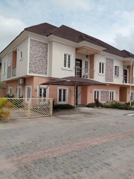 Distress!!! Brand New 4 Bedroom Semi Duplex with Bq, 2 Minutes Drive to Lekki Epe Expressway, Opp. Corona School, Abijo, Lekki, Lagos, Semi-detached Duplex for Sale