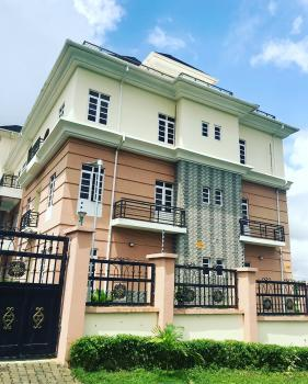 Tastefully Finished 4 Bedroom Flat +2 Room Penthouse +1 Room Bq, Guzape District, Abuja, Flat for Rent