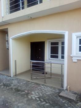 Clean 3 Bedroom Flat, University View Estate, Around Lbs, Before Sangotedo, Ajah, Lagos, Flat for Rent