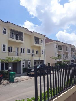 Luxury & Serviced 4 Bedrooms Terrace Duplex with Servant Quarters, Brains and Hammers Estate, Life Camp, Gwarinpa, Abuja, Terraced Duplex for Rent