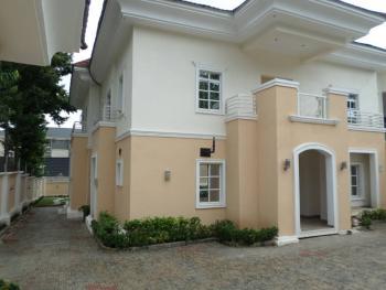 6 Bedroom Duplex +bq, Wuse 2, Abuja, Semi-detached Duplex for Rent