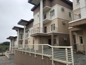 Luxury 4 Bedroom Flat + 1 Room Bq, Guzape District, Abuja, Flat for Rent