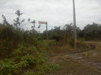 4,000sq Fenced Land  in an Estate, Behind Slot Electronics/emedab Filling Station, Ologolo, Lekki., Behind Slot Electronics/emedab Filling Station, Ologolo, Lekki, Lagos, Residential Land Joint Venture