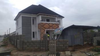4 Bedroom Terrace Bullet Proof Custom Made Houses., G U Arke Road, Eliozu, Port Harcourt, Rivers, Terraced Bungalow for Sale