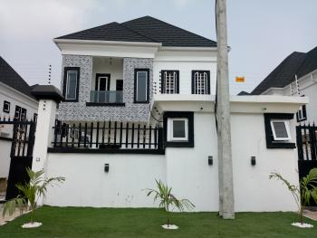 New and Well Finished 5 Bedroom Detached Duplex with Bq, White Oak Estate, Ologolo, Lekki, Lagos, Detached Duplex for Sale