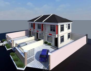 3 Units of 2 Bedroom Terrace Duplex, Harmony Estate, Off Langbasa Road, Ajah, Lagos, Terraced Duplex for Sale