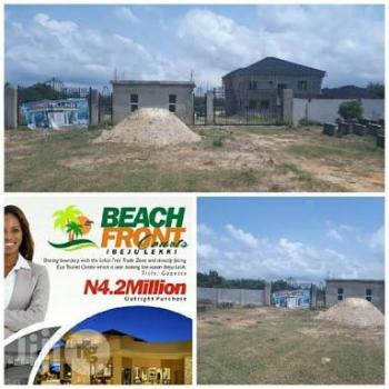 Beach Front Courts, Opposite Eko Tourist Resort, Orimedu, Ibeju Lekki, Lagos, Mixed-use Land for Sale