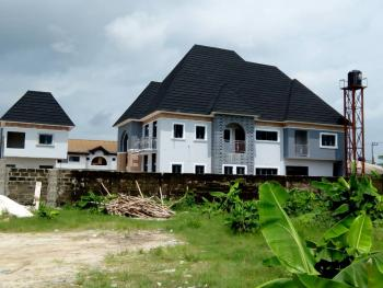 Brand New 4 Bedroom Duplex, Before The Osubi Airport, Okpe, Delta, Terraced Duplex for Sale