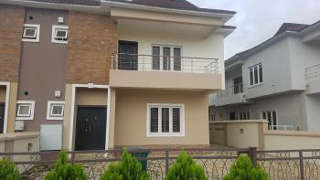 Top Notch 4 Bedroom Duplex with a Boys Quarter, Apo, Abuja, Semi-detached Duplex for Rent