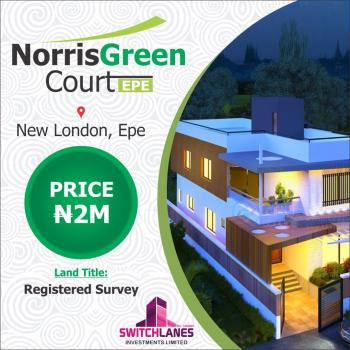 Noris Green Estate, Epe, Lagos, Commercial Land for Sale