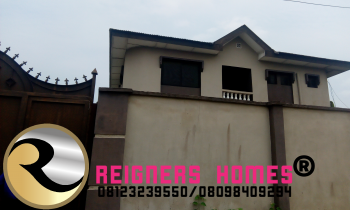 3 Bedroom Flat, By Kith and Kin School, Accessible Through Ogolonto, Ibeshe, Ikorodu, Lagos, Flat for Rent