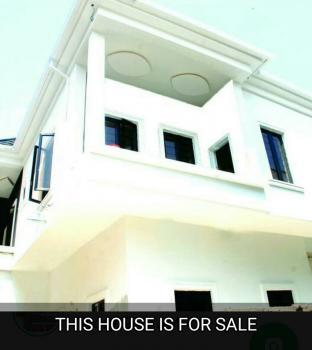 a Fantastic Newly Built 5 Bedroom Fully Detached Duplex Plus Bq, Willow Green Area, Osapa, Lekki, Lagos, Detached Duplex for Sale