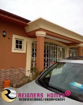 Newly Built and Well Finished Semi Detached 3 Bedroom Flat, Off Ebute-igbogbo Road, Easily Accessible Through Ogolonto, Before Ikorodu Garage, Ikorodu, Lagos, Flat for Rent