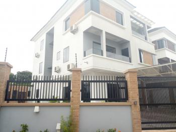 a Brand New Fully Detached 5 Bedroom Duplex, Parkview, Ikoyi, Lagos, Detached Duplex for Sale