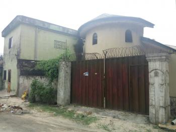 3 Wings of 2 Bedroom Flats Each with Quarters, Pti Road, Warri, Delta, Flat for Sale