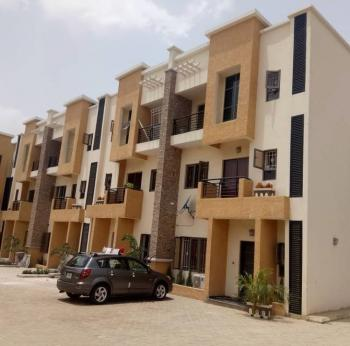Newly Built Luxury 4 Bedroom +1 Room Bq, Jabi, Abuja, Terraced Duplex for Sale