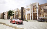 Luxury 3 Bedroom Terrace Duplex With A Bq For Sale In Lekki, Sangotedo, Ajah, Lagos, 3 Bedroom House For Sale