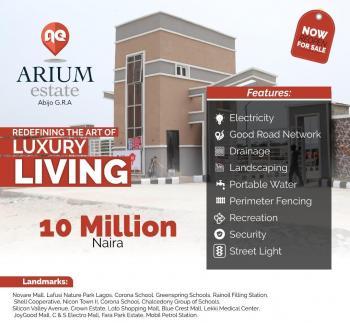 Land with C of O, Abijo Gra, Sangotedo, Ajah, Lagos, Residential Land for Sale