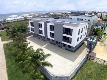 Luxury 3 Bedrooms Terrace with Bq, Alpha Beach Road, Igbo Efon, Lekki, Lagos, Terraced Duplex for Sale