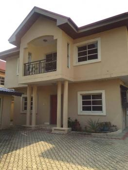 Well Built 4 Bedroom House, Parkview, Ikoyi, Lagos, Semi-detached Duplex for Sale