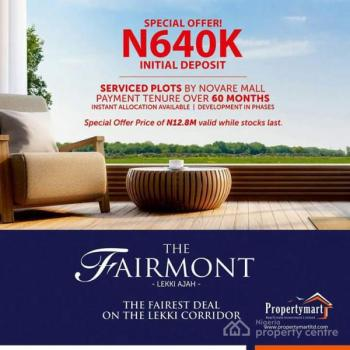 Residential Plots, Behind Shoprite, Off Monastery Road, Sangotedo, Ajah, Lagos, Residential Land for Sale