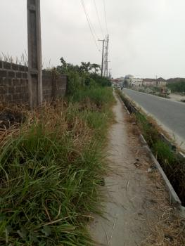4000 Sqm Dry Land with Governors Consent, By The Palms Shoprite, Oniru, Victoria Island (vi), Lagos, Residential Land for Sale