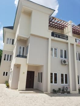 Top Notch 4 Bedroom Terrace Duplex, Guzape District, Abuja, Terraced Duplex for Rent