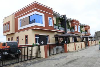 Brand New, Spacious and Luxuriously Finished 4 Bedroom Semi-detached House with Boys Quarter, Buena Vista Estate, Lekki, Lagos, Semi-detached Duplex for Sale