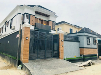 Luxury New and Exquisitely Finished 5 Bedroom Fully Detached Duplex with Bq, Osapa, Lekki, Lagos, Detached Duplex for Sale